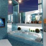 Дизайн маленькой ванной комнаты: увеличиваем пространство