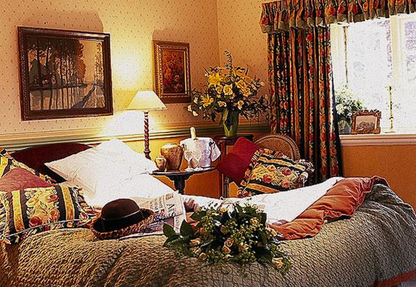 Английская спальня