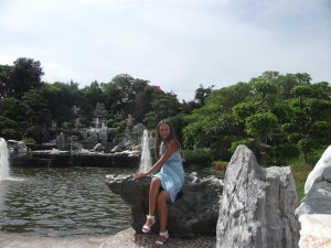 Me in Thai