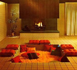 Интерьер гостиной: зоны отдыха