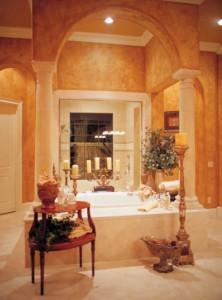 испанские ванны