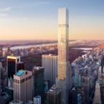 Дизайн апартаментов: высотка 432 парк авеню