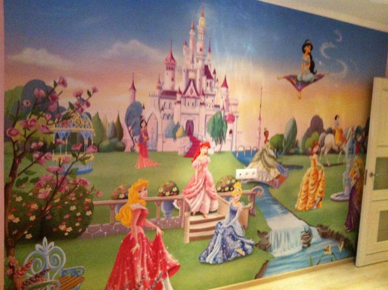 Картинки интерьер комнаты для девочки