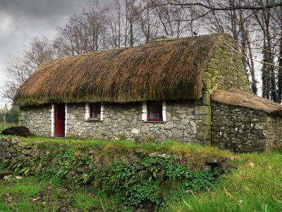 ирландские дома