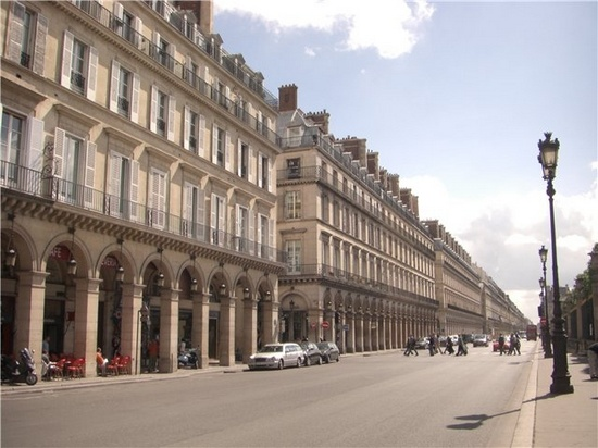 классицизм в архитектуре Франции