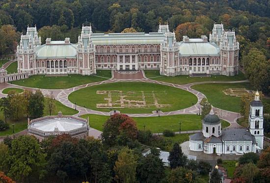 классицизм в архитектуре России