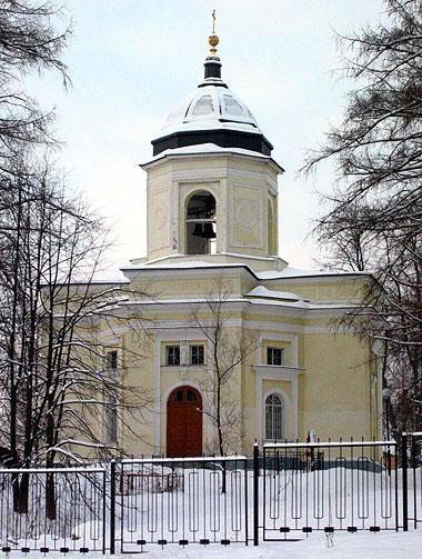 эклектика Москвы 19 века