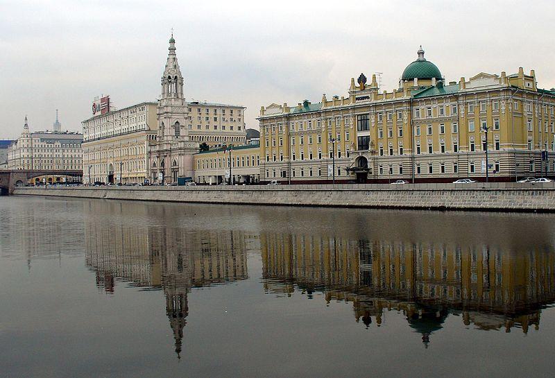 Эклектика в архитектуре Москвы 19 века