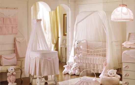 балдахин на детскую кроватку