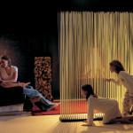 Ширма для комнаты — функциональность и комфорт