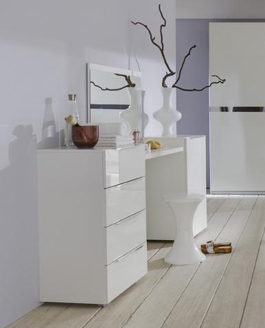туалетный столик с зеркалом