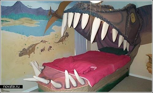 детские кровать для мальчиков