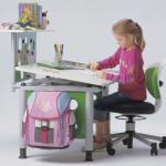 Мебель для школьника — рабочее пространство в детской
