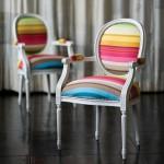 Стулья для гостиной как основа стильного интерьера