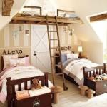 Антресоль — практичная мебель и полуэтаж под потолком