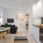 Как создать практичный дизайн маленьких квартир