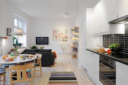 дизайн маленьких квартир