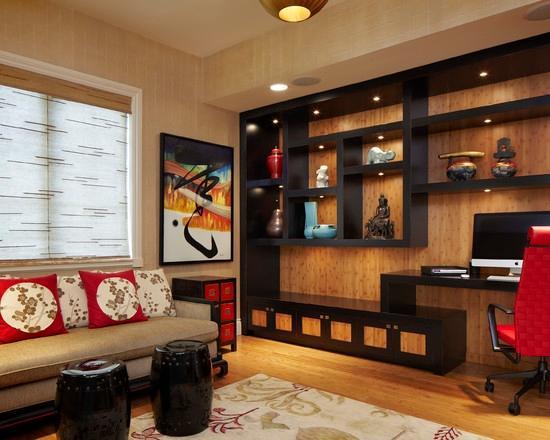 модульные стенки для гостиной