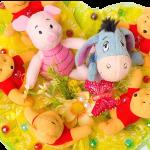 Букеты из мягких игрушек — отличный подарок своими руками