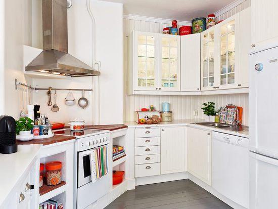 дизайн кухни 5 5 кв метров