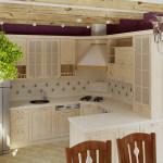Гарнитуры для маленькой кухни — вместительность и эргономика