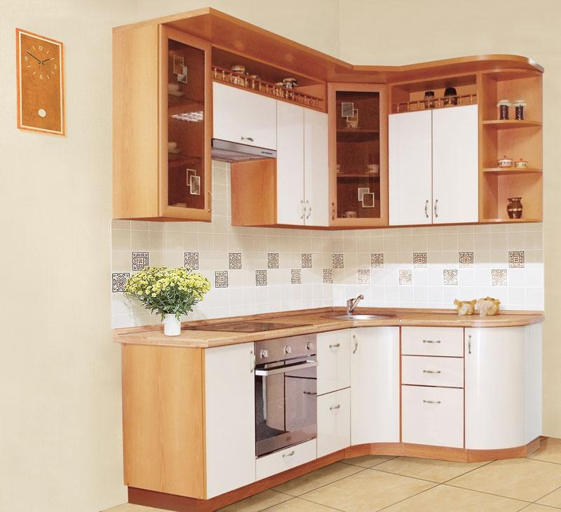 Кухонные гарнитуры для кухни 5 кв м