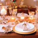 Как сервировать праздничный стол: базовые правила