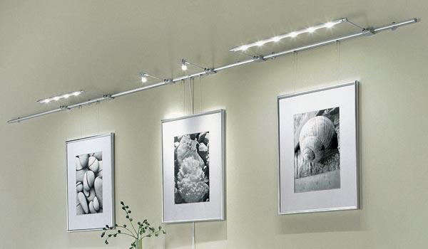 светильники для картин: