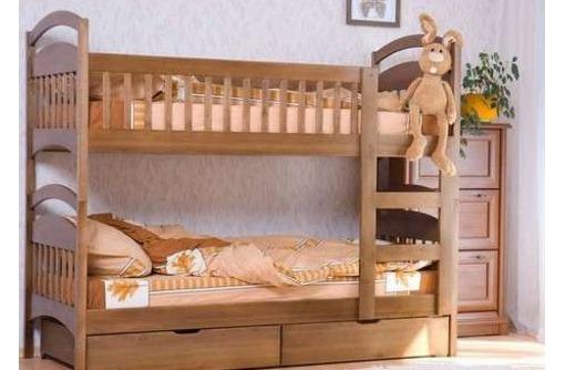 етская кровать с бортиками