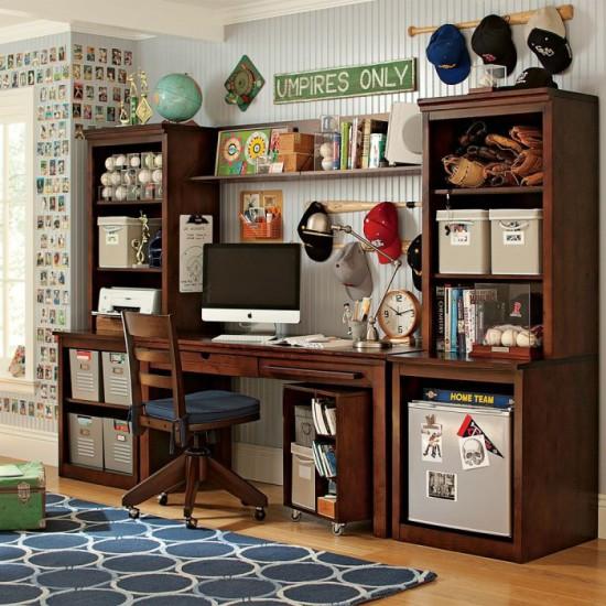 комната для подростка мальчика