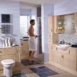 Мебель для ванной комнаты — эстетика и функциональность
