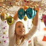 Украшаем дом к Новому году в различных стилях и дизайне