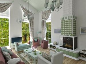 Как правильно продумать дизайн гостиной комнаты