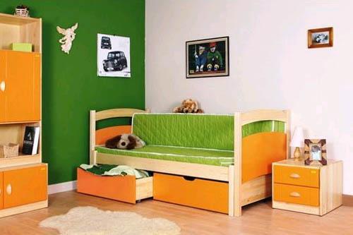 кровати детские от 5 лет