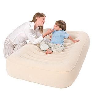 Надувной матрас для сна — особенности и достоинства