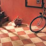 Напольная плитка в коридор: практичное решение