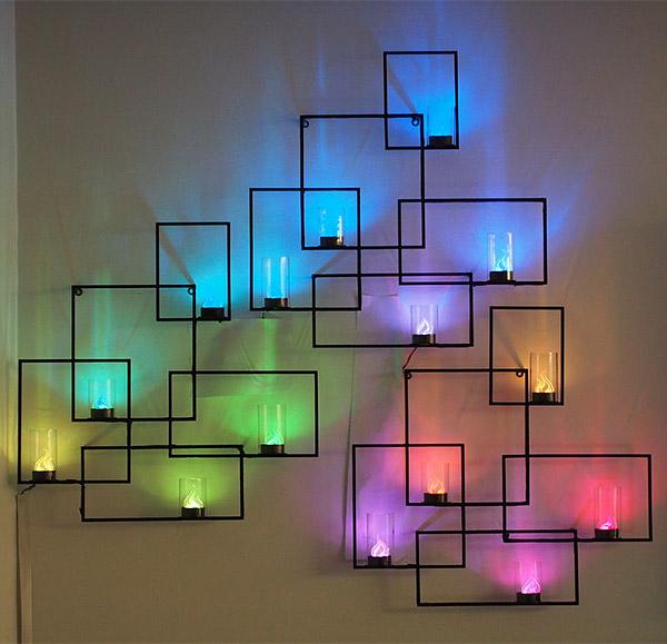 Светильники светодиодные своими руками