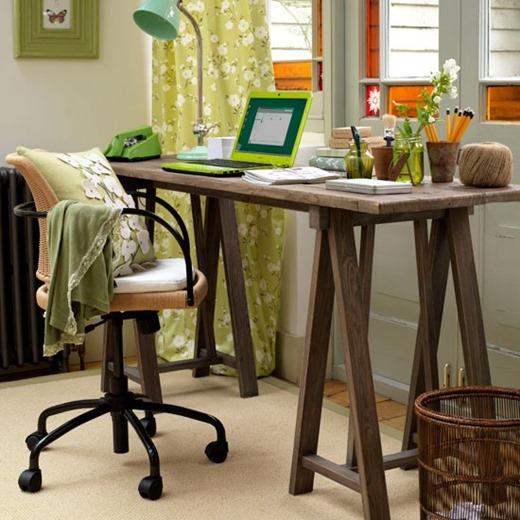 Как сделать стол уютным