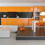 Кухня-гостиная: секреты грамотного дизайна