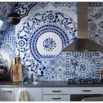 Золотой стандарт качества: керамический фартук на кухне
