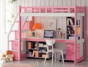 Кровать-чердак взрослая — назначение и дизайн