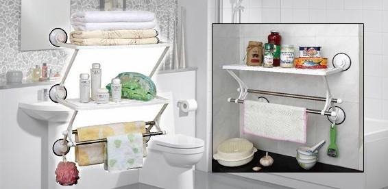 полочки для ванной комнаты