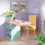 Раскладной кухонный стол — трансформируемая мебель