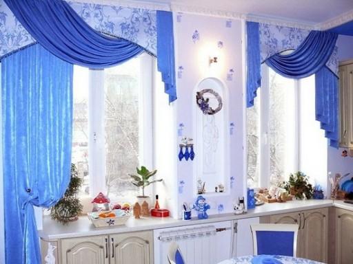 Дизайн проема в кухне