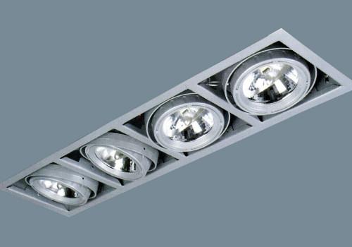 потолочные встраиваемые светильники