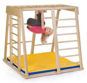 Детский спортивный комплекс для дома в деталях от А до Я