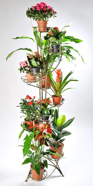 Декоративные стойки для цветов
