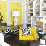 Выбор обоев для гостиной комнаты: с чего начать