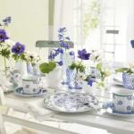 Правильная сервировка стола: не только посуда, но и декор