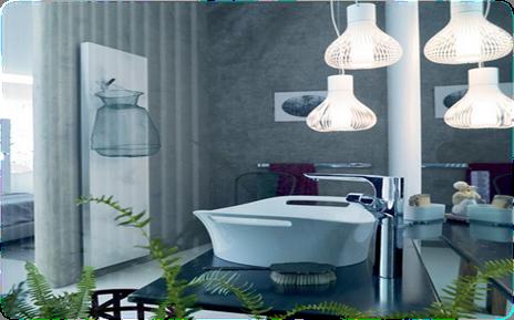 светильники для ванной комнаты